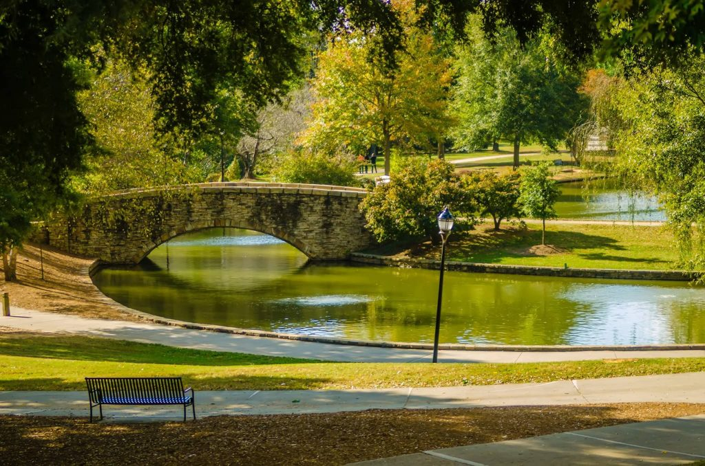 5. Freedom Park - Things to do in Charlotte NC