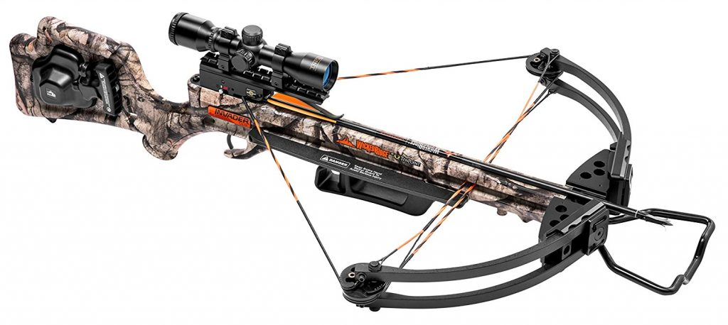 5. Wicked Ridge Invader G3 Crossbow - Crossbow Reviews