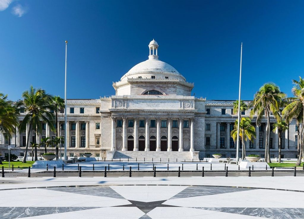 6. Capitol Building of Puerto Rico - Things to do in San Juan Puerto Rico