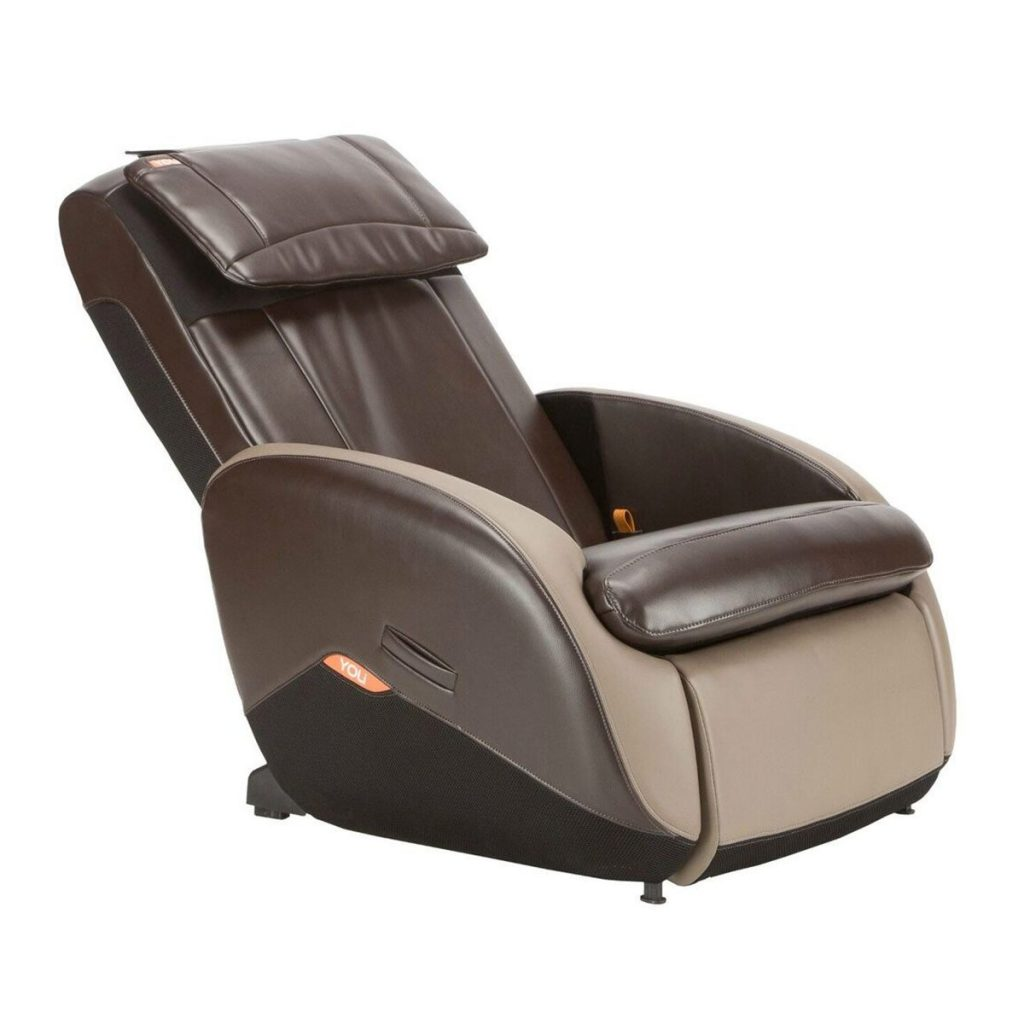 6. iJoy® Active 2.0 Massage Chair - Human Touch Massage Chair