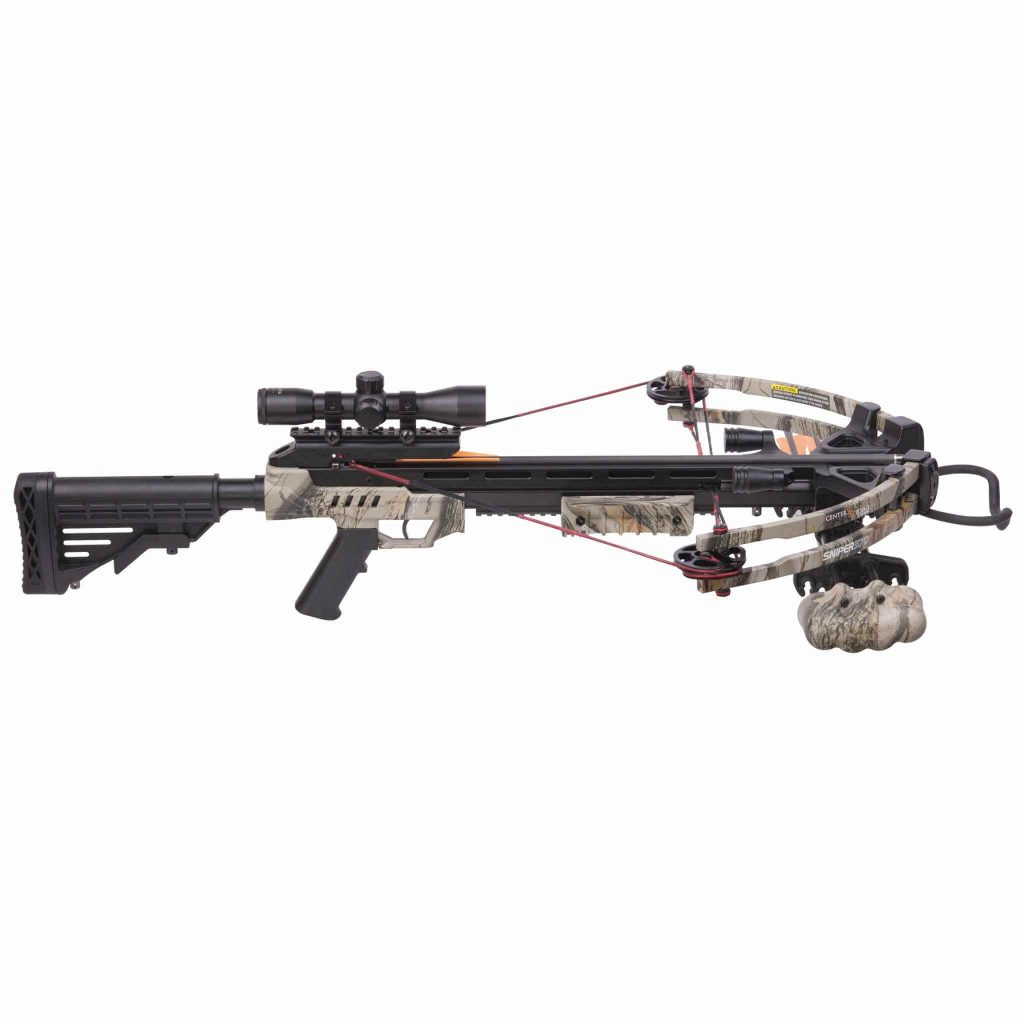 7. CenterPoint Sniper 370 - Crossbow Reviews