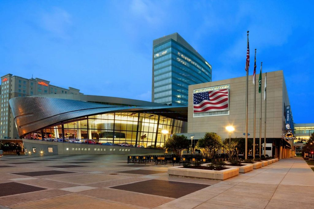 7. NASCAR Hall of Fame - Things to do in Charlotte NC