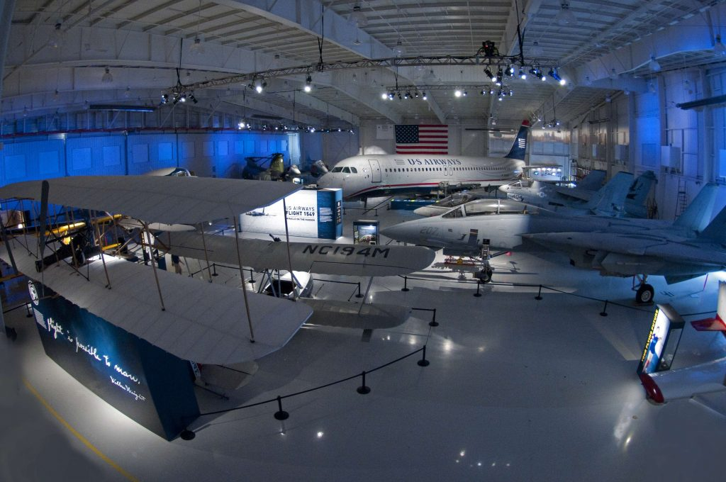 8. Carolina's Aviation Museum - Things to do in Charlotte NC