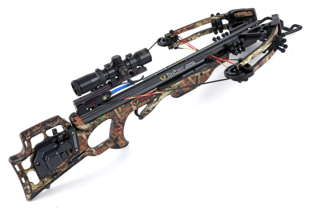 8. TenPoint Venom Crossbow - Crossbow Reviews