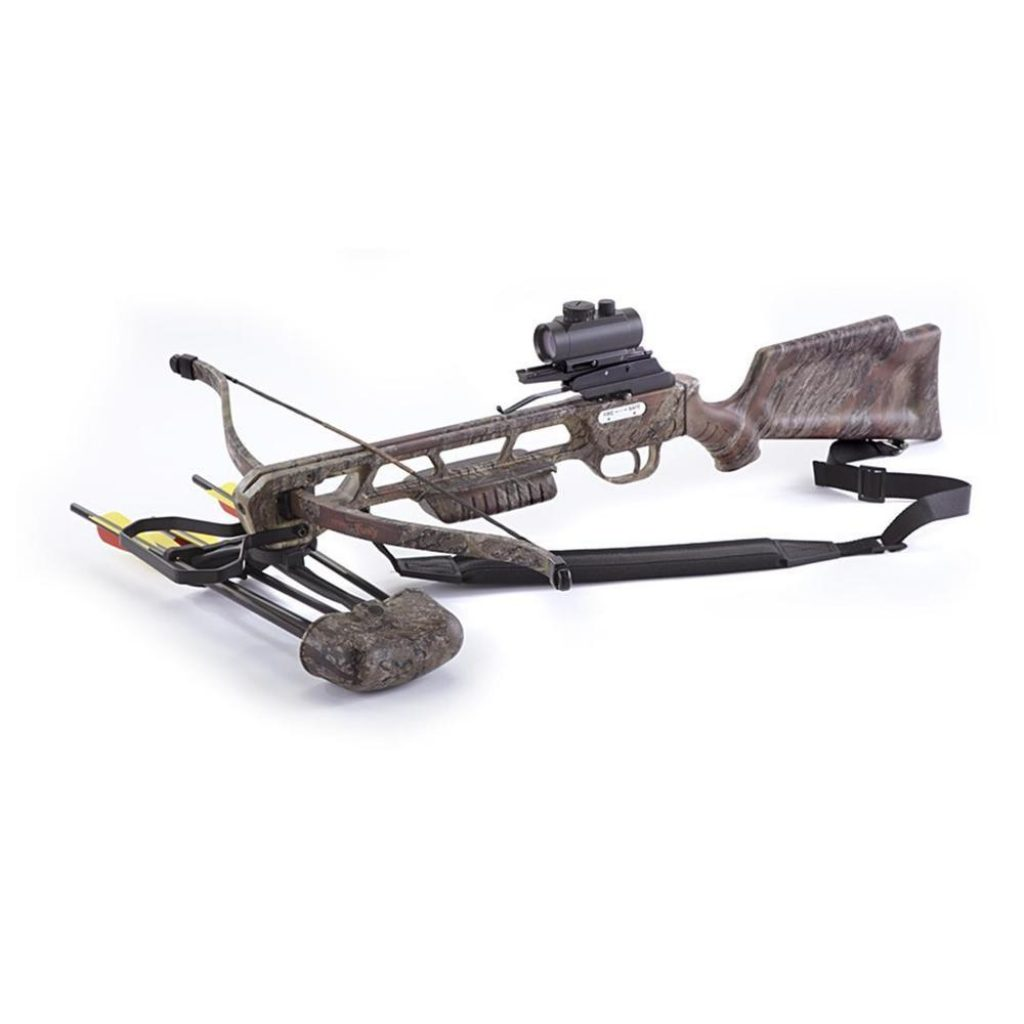 9. Arrow Precision Inferno Fury Crossbow Kit - Crossbow Reviews