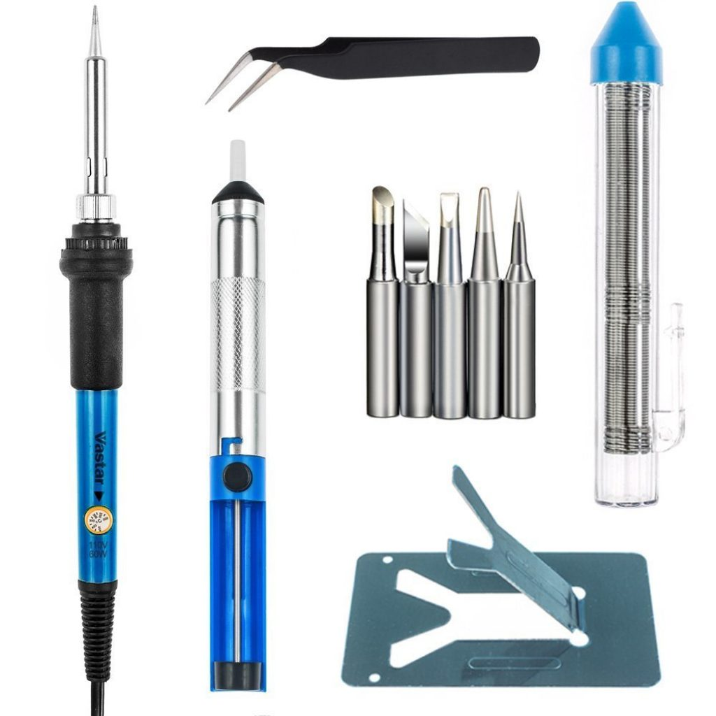 9. Vastar Soldering Iron Full Set 60W - Best Soldering Iron