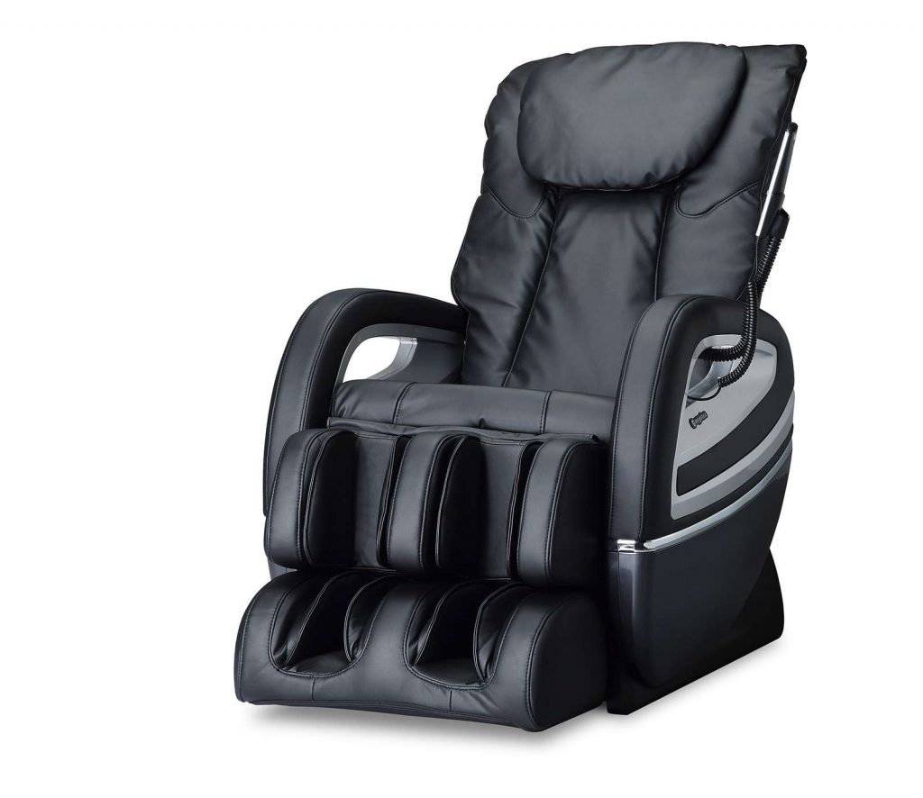 Cozzia Massage Chair Reviews -9. Cozzia EC-360d
