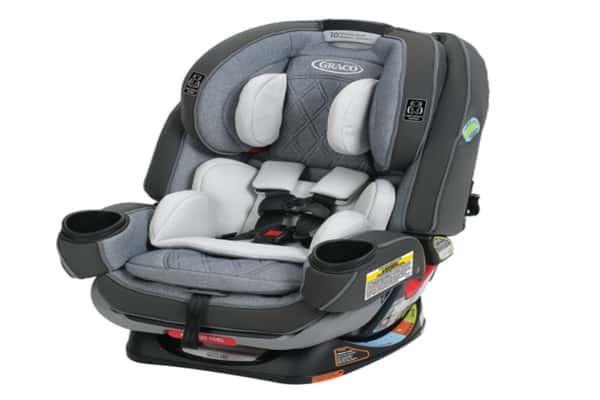 Best Graco Car Seats - 4Ever Extend2Fit Platinum