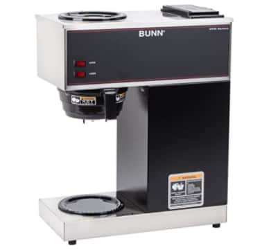 BUNN Espresso® Sure Tamp™ Auto Superautomatic Espresso Machine