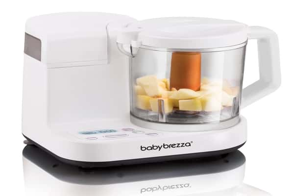 Baby Brezza Glass 4-cup Food Maker