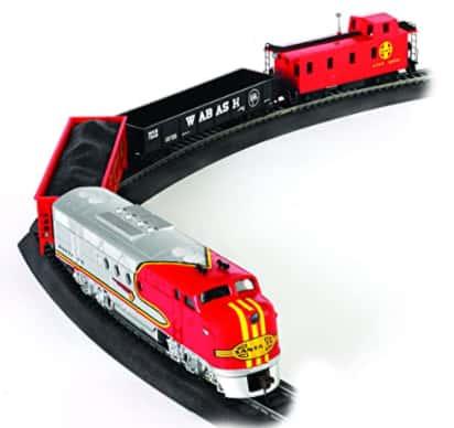 Bachmann-Trains-Santa-Fe-Flyer-Set