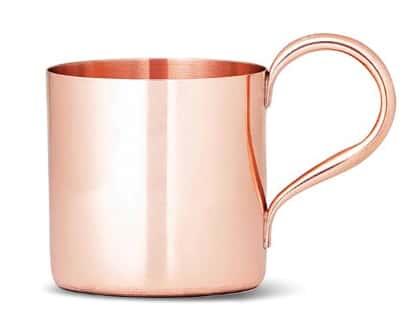 Cocktail Kingdom Unmarked Copper Mug
