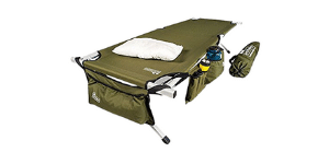 Earth Ultimate Extra Strong Military Style Camping Cot