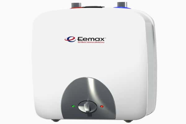 Eemax Mini Tank 4-Gallon 5-Year Short Point Of Use Electric Water Heater