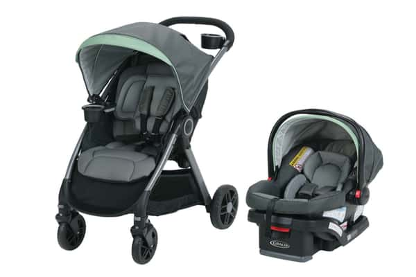 FastAction Fold DLX Travel System