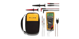 Fluke 179 6-Piece Industrial Electronics Multimeter Combo Kit