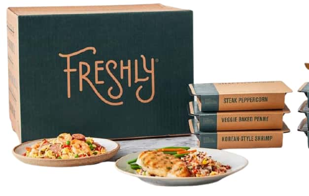 Review - Freshly