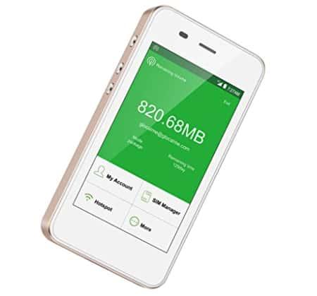 GlocalMe G3 4G LTE Mobile Hotspot