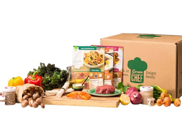 Review - Green Chef