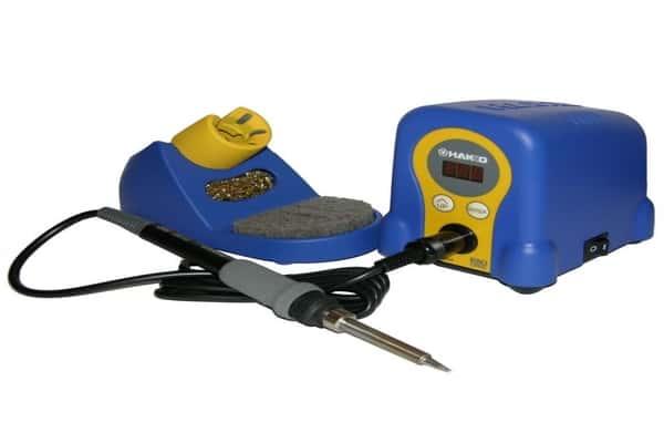 Soldering Irons - Hakko FX888D-23BY Digital Soldering Station FX-888D FX-888
