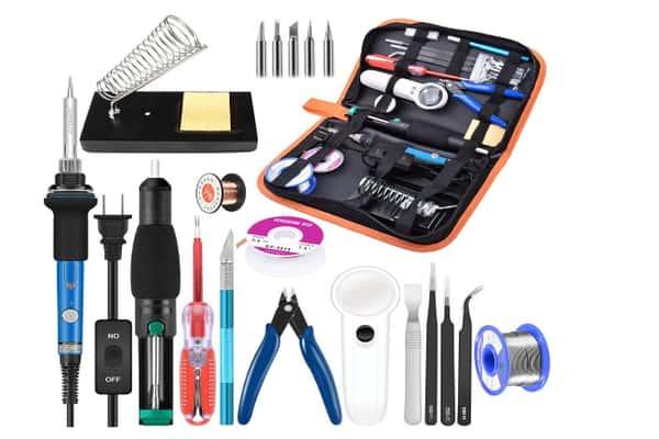 Handskit Soldering Kit (21-in-1)