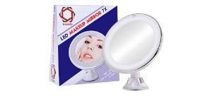 Hexada Bright LED Mirror