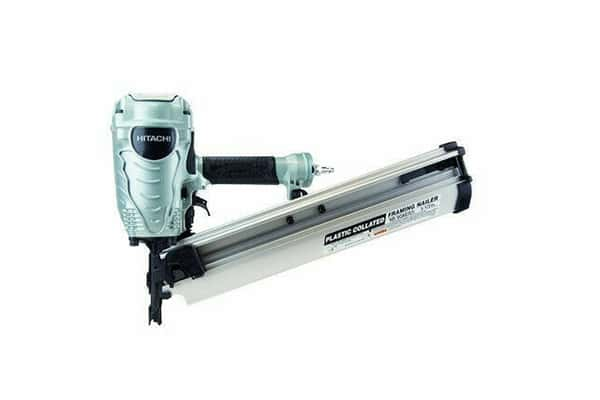 Best Framing Nailers - Hitachi NR90AE(S)1 Plastic Collated Framing Nailer