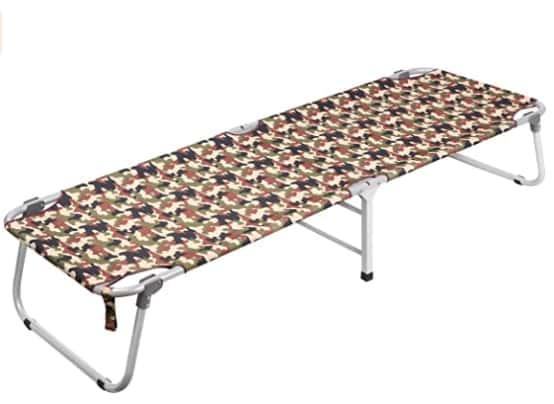 Magshion Military Portable Camping Cot