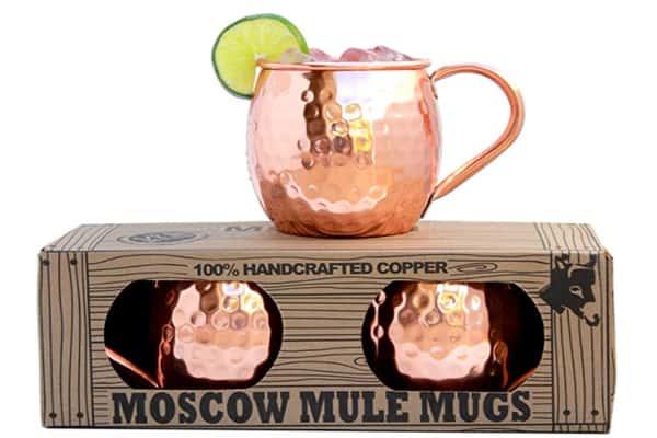 Best Copper Mule Mugs - Morken Barware Moscow
