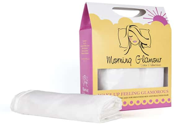 Morning Glamour Pillowcase