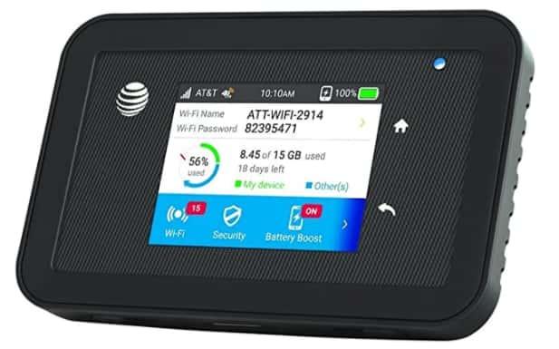 Netgear Unite Explore 815S 4G LTE