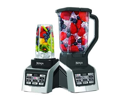 Nutri Ninja BlendMax DUO with Auto-iQ Boost (BL2013)