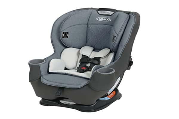 Sequence 65 Platinum Graco Car Seat Convertible