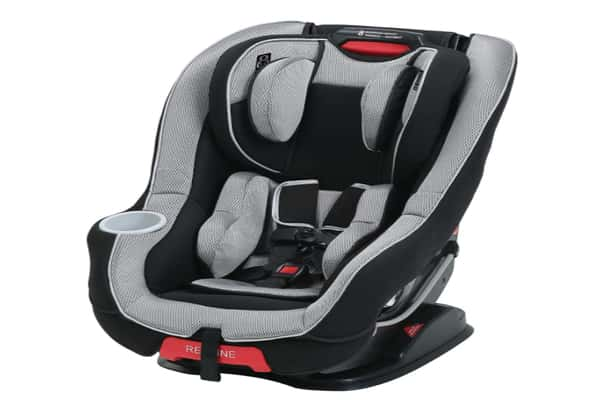 Size4Me 65 Convertible Car Seat with RapidRemove