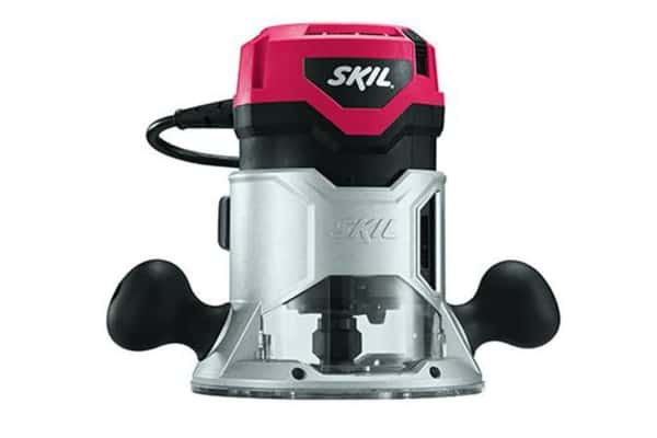 Skil Fixed-Base Router w/ Soft Start 1817