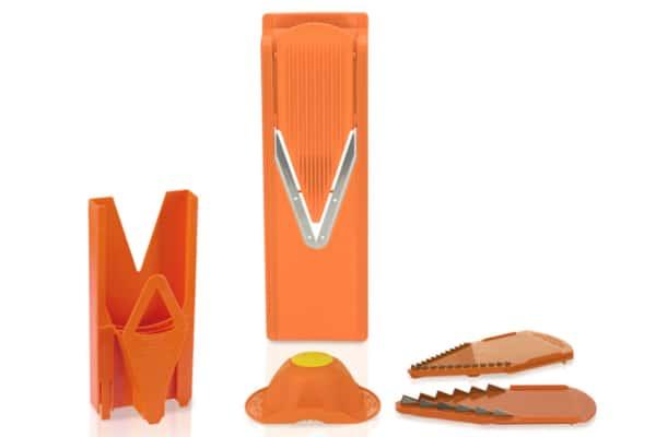 Swissmar Borner V-1001 V-Slicer Plus Mandoline 5 Piece Set