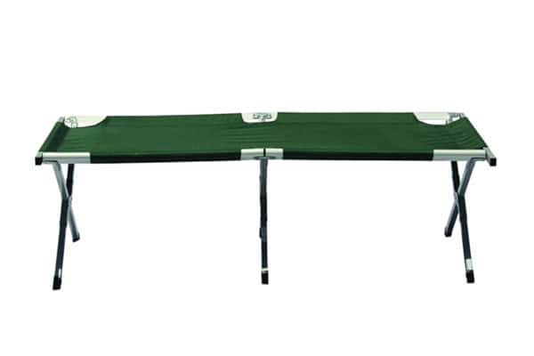 Best Camping Cots - Texsport Deluxe
