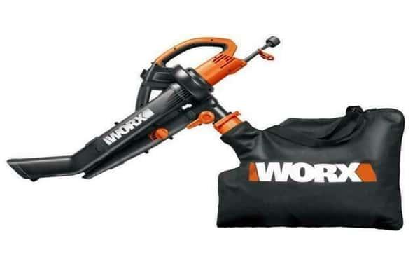 Worx Trivac WG505