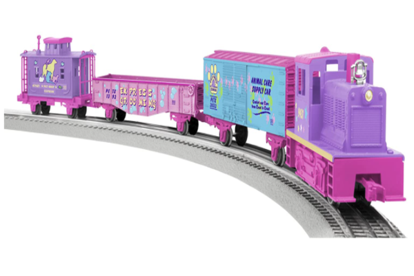 Lionel Trains Pet Shop Set