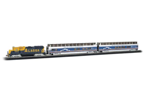 Bachmann Trains McKinley Explorer Set