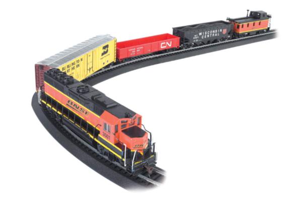 Bachmann Rail Chief Set