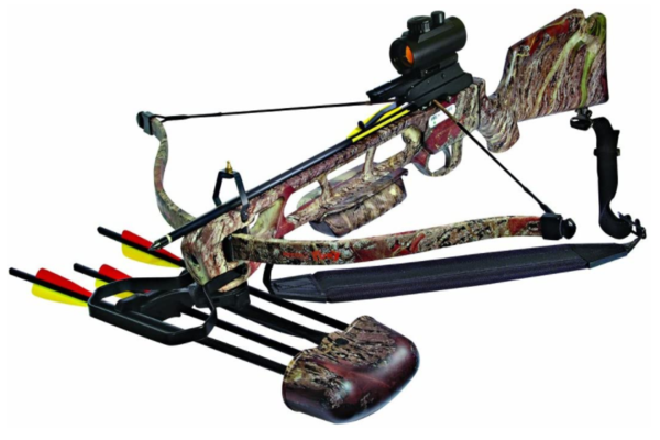 Arrow Precision Inferno Fury Crossbow Kit