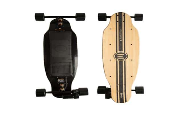 Best Motorized Skateboards - Evolve Skateboards – Bamboo One