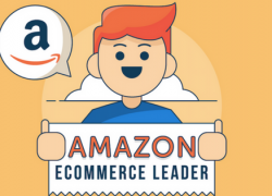 Amazon – The eCommerce Leader (Infographic)