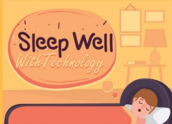 Sleep Well With Technology (Infographic) 2018