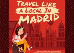 Travel Like A Local In Madrid (Infographic) 2018